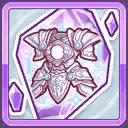 熾白銀の鏡鎧(欠片)