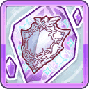 熾白銀の鏡盾(欠片)