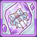 細氷姫の結び紐(欠片)
