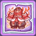 鬼焔の闘衣の設計図